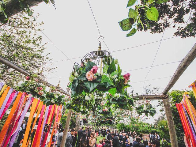 El matrimonio de Enrrique y Andrea en La Serena, Elqui 101