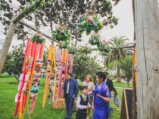 El matrimonio de Enrrique y Andrea en La Serena, Elqui 102
