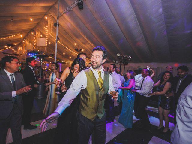 El matrimonio de Enrrique y Andrea en La Serena, Elqui 125