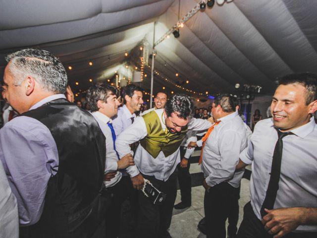 El matrimonio de Enrrique y Andrea en La Serena, Elqui 150