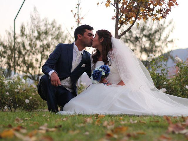 El matrimonio de Marcos y Sara