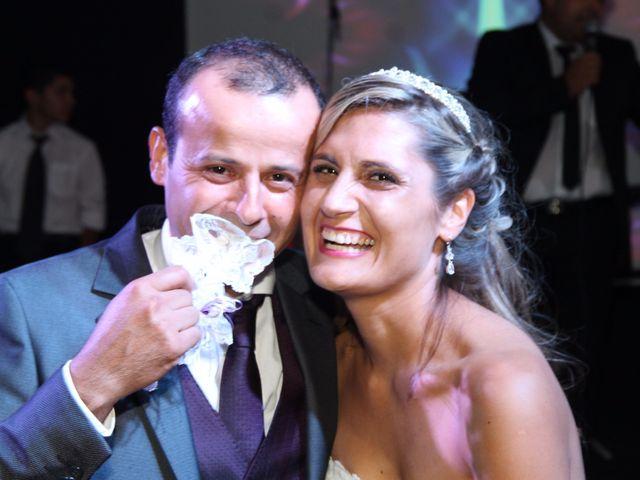 El matrimonio de Begoña y Pablo