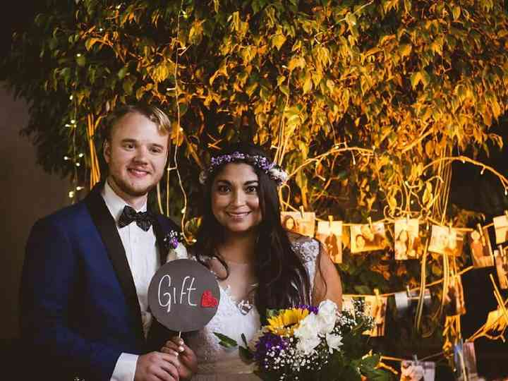 El matrimonio de Karen y Erik