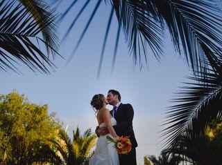 El matrimonio de Bárbara y Guillermo