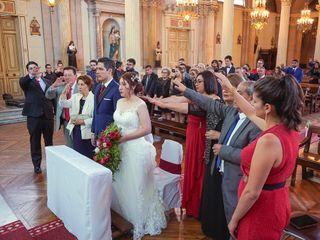 El matrimonio de Paula y Rodrigo 2
