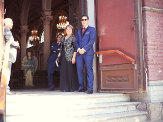 El matrimonio de Paula y Rodrigo 3