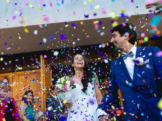 El matrimonio de Inés y Andrés 1