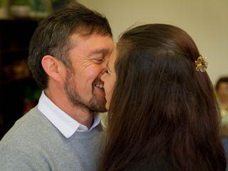 El matrimonio de Barbara y Sergio 2
