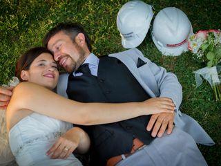 El matrimonio de Barbara y Sergio
