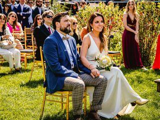 El matrimonio de Paulina y Cristian 3