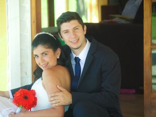 El matrimonio de Paula y Gonzalo