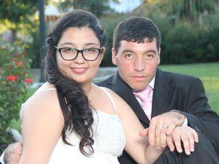 El matrimonio de Gabriela y Orlando