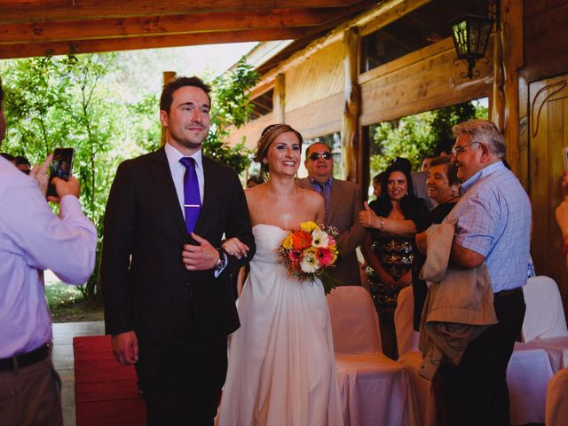 El matrimonio de Guillermo y Bárbara en Rancagua, Cachapoal 32