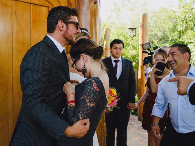 El matrimonio de Guillermo y Bárbara en Rancagua, Cachapoal 36
