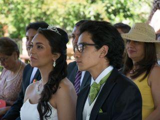 El matrimonio de Pamela y Antonio 2