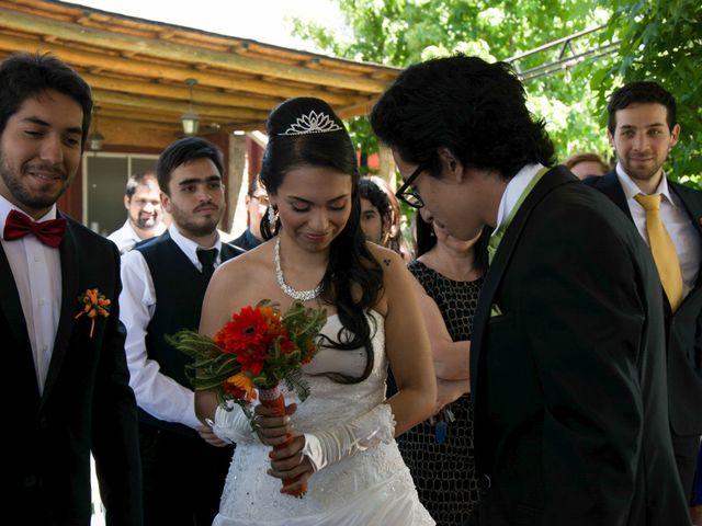 El matrimonio de Antonio y Pamela en La Pintana, Santiago 3