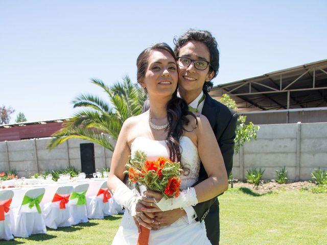 El matrimonio de Antonio y Pamela en La Pintana, Santiago 8