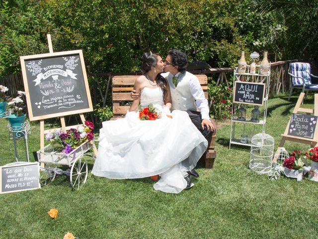 El matrimonio de Antonio y Pamela en La Pintana, Santiago 11