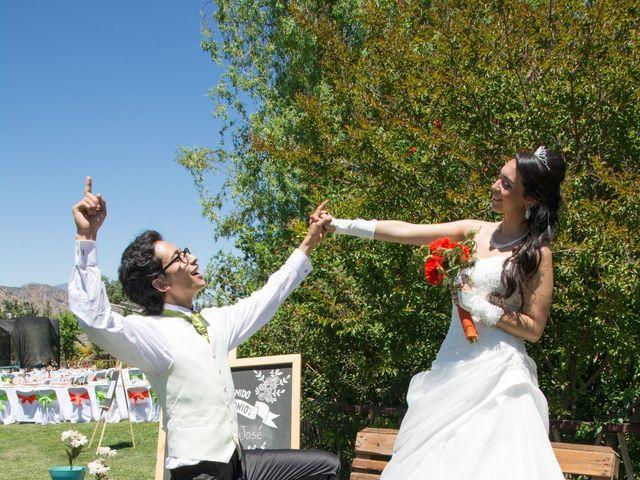 El matrimonio de Antonio y Pamela en La Pintana, Santiago 2