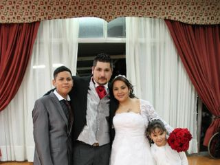 El matrimonio de Karina y Cristian 1