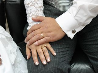 El matrimonio de Karina y Cristian 2