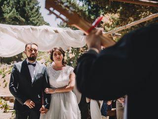 El matrimonio de Guisella y Rodrigo