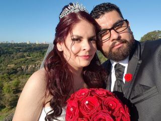 El matrimonio de Daniel y Bárbara