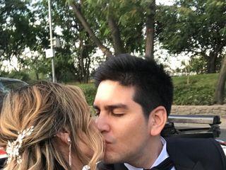 El matrimonio de Fernanda   y Gonzalo  1