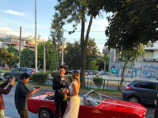 El matrimonio de Fernanda   y Gonzalo  3