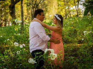El matrimonio de Patricia y Felipe 2