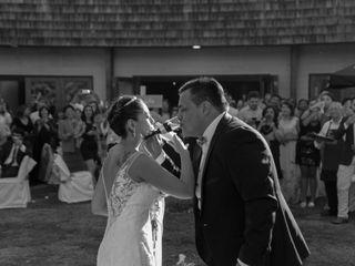 El matrimonio de Patricia y Felipe