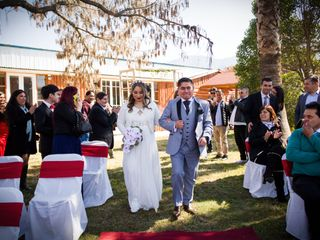 El matrimonio de Cristian y Viviana 2