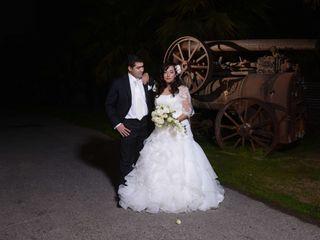 El matrimonio de María José y Claudio