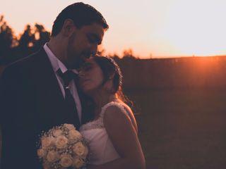 El matrimonio de Mariel y Felipe