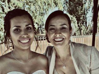 El matrimonio de Daniela y Óscar 3