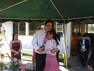 El matrimonio de Viviana  y Renato  1