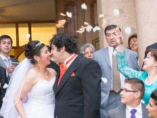 El matrimonio de Viviana  y Renato  2