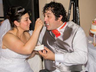 El matrimonio de Viviana  y Renato