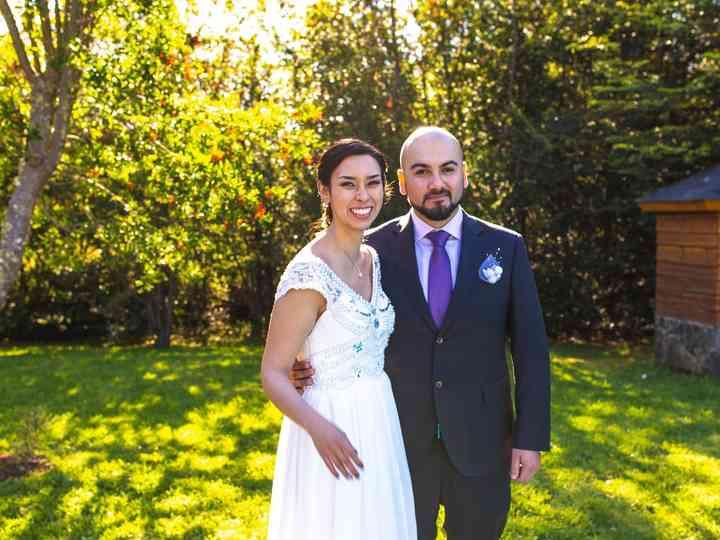 El matrimonio de Betzabet y Diego