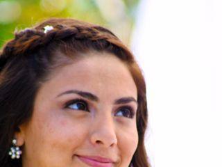El matrimonio de Cindy y Alejandro 1