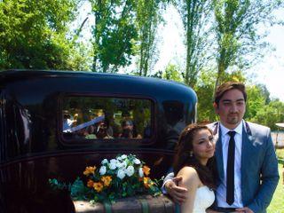 El matrimonio de Cindy y Alejandro