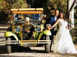 El matrimonio de Paula y Juan Fernando
