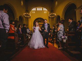 El matrimonio de Cote y Guille