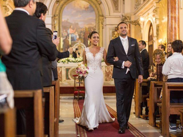 El matrimonio de Maria José y Ignacio