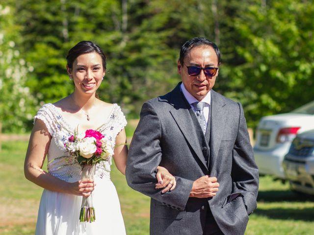 El matrimonio de Diego y Betzabet en Valdivia, Valdivia 6