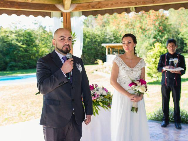 El matrimonio de Diego y Betzabet en Valdivia, Valdivia 13