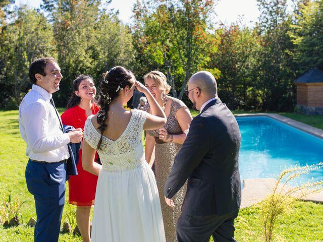 El matrimonio de Diego y Betzabet en Valdivia, Valdivia 17