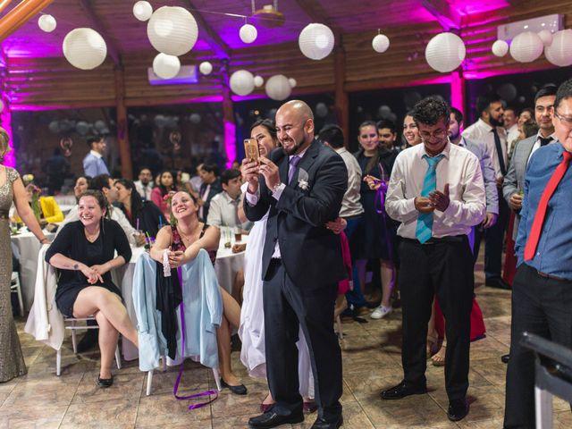 El matrimonio de Diego y Betzabet en Valdivia, Valdivia 33
