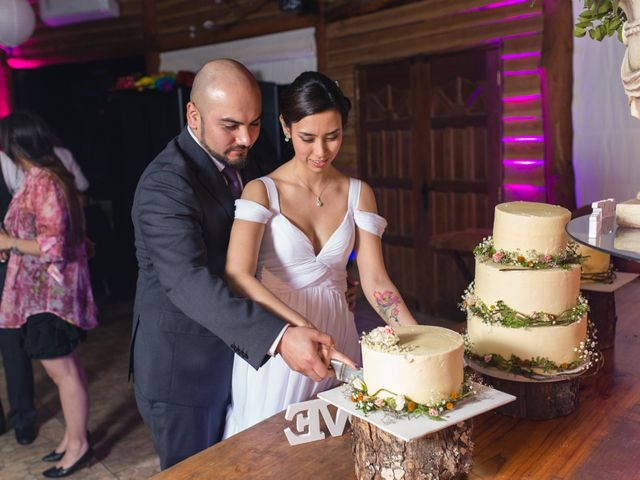 El matrimonio de Diego y Betzabet en Valdivia, Valdivia 38