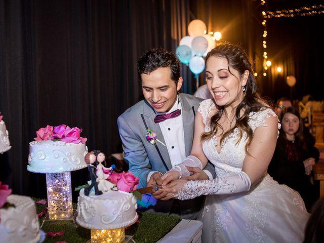 El matrimonio de Alejandra y Rodolfo